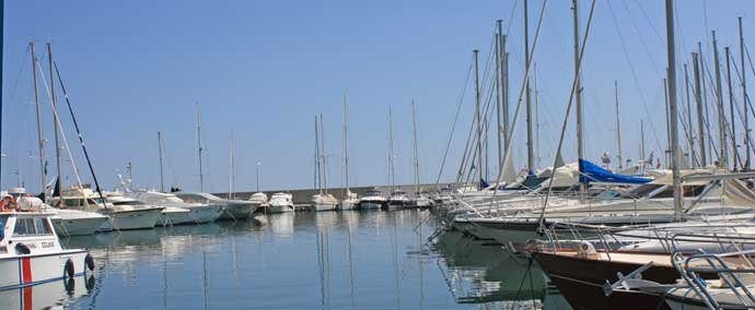 port de garavan, marina at menton