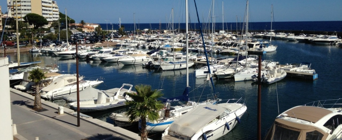 port de plaisance   sainte-maxime