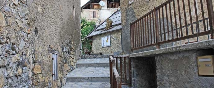 photo Chateauneuf-d'Entraunes