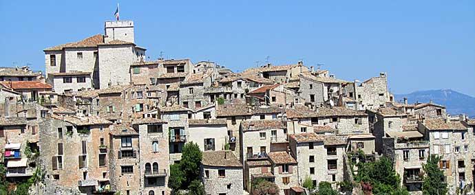 Tourrettes Sur Loup Tourisme Alpes Maritimes Cte D Azur