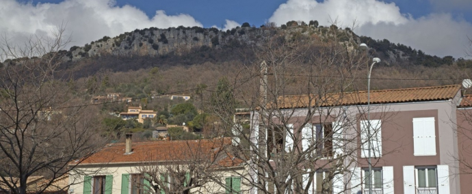 photo Chateauneuf-de-Grasse