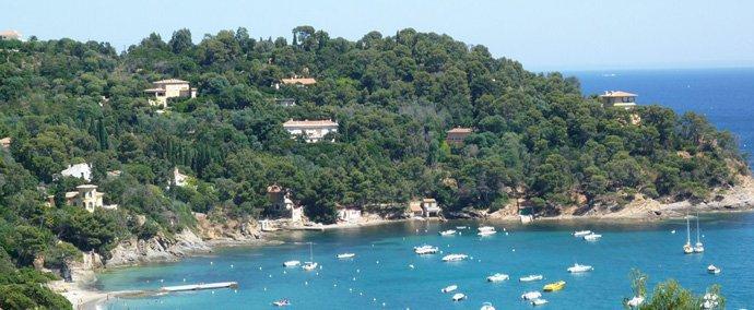 Rayol canadel sur mer tourismus var cte d 39 azur for Jardin rayol canadel