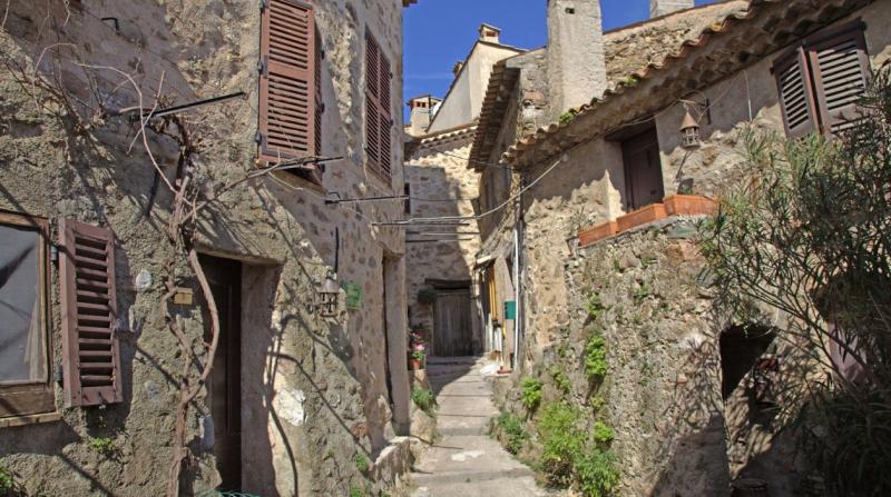 Auribeau sur siagne tourisme alpes maritimes cte d 39 azur - La table du village auribeau sur siagne ...