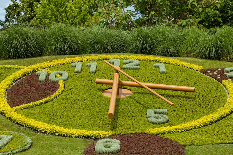 Tourisme et voyage genve visiter genve monuments et for Visiter les jardins anglais