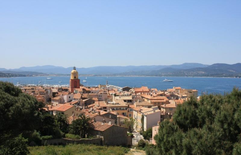 Saint tropez tourism var cte d 39 azur for Piscine saint tropez