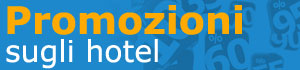 Promozioni sugli hotel