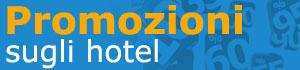 Promozioni sugli hotel