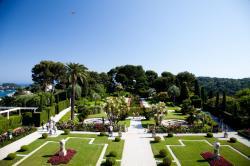 Jardins de la Villa Ephrussi de Rothschild, Tourismus Saint-Jean-Cap ...