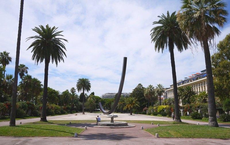 Jardin albert 1er tourism nice for Jardin nice