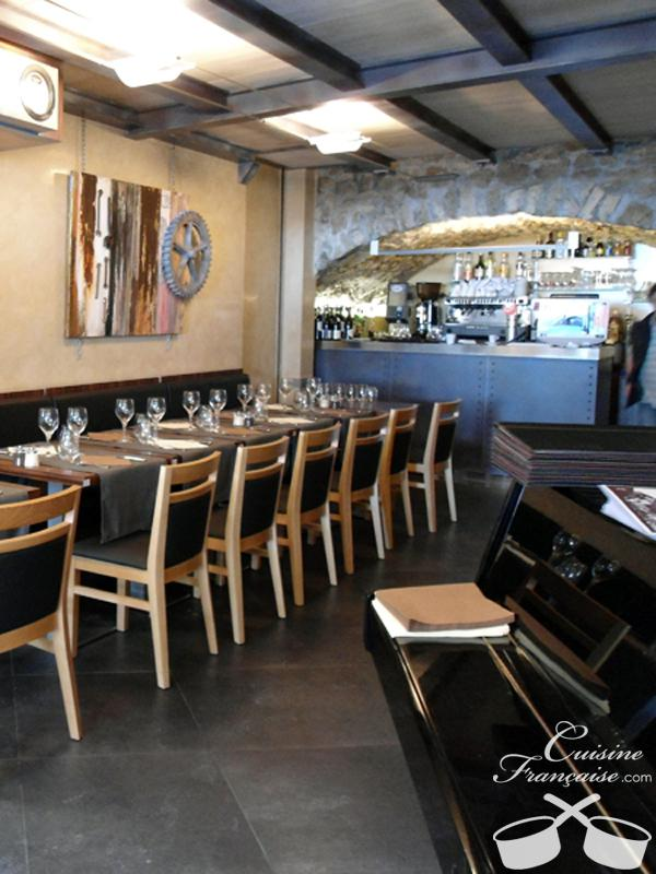 restaurant lou countea - joel laugier