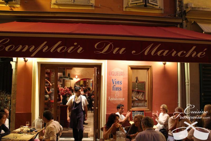 Restaurant le comptoir du march nice - Le comptoir du marche nice ...