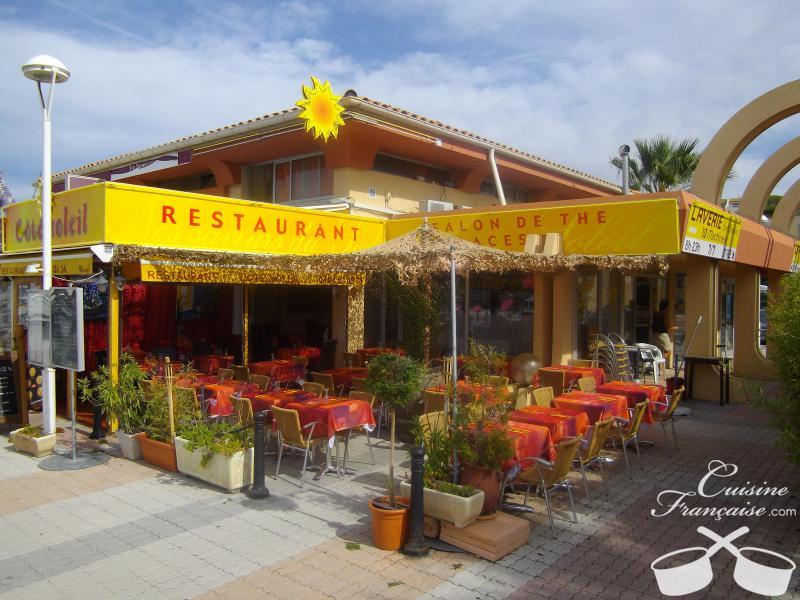 Menus Restaurant La Table Saint Raphael