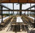 photo restaurant Pavillon Croisette