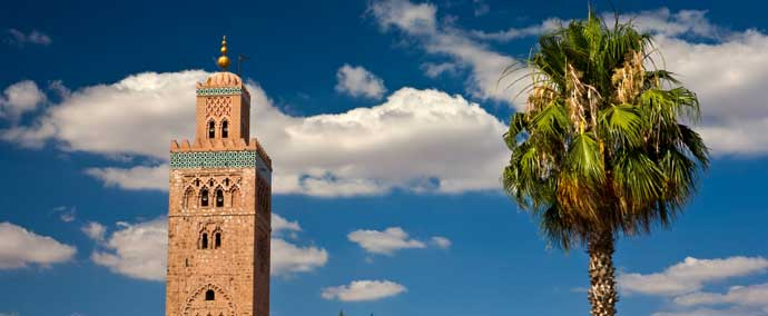 vol nice marrakech