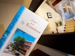 Hotel Le Terminus - Excursion to eze