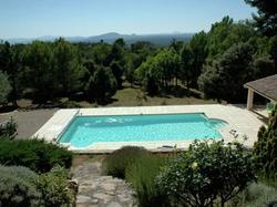 Holiday Home Calme Et Vue Panoramique Plein Sud Tourtour - Excursion to eze