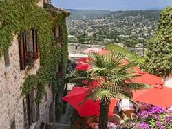 Hotel Le Saint Paul - Excursion to eze