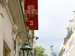 Hôtel Concortel - Escapade à eze