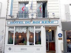 Hôtel Roi René - Escapade à eze