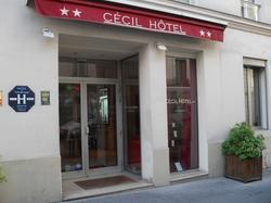 Cecil Hôtel - Escapade à eze