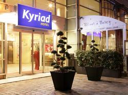 Kyriad Hotel Paris Bercy Village - Escapade à eze