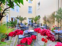 Hotel de Flore Nice Promenade - Escapade à eze