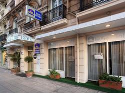 Best Western Hôtel Riviera - Escapade à eze