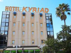 Kyriad Nice - Stade - Escapade à eze