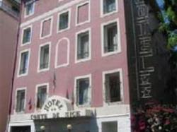 Hotel Comté de Nice - Escapade à eze