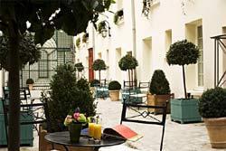 Hotel Suites Unic Renoir Saint-Germain - Escapade à eze