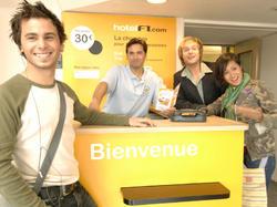 hotelF1 Le Luc le Cannet des Maures - Excursion to eze