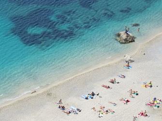 Les plages des Alpes-Maritimes