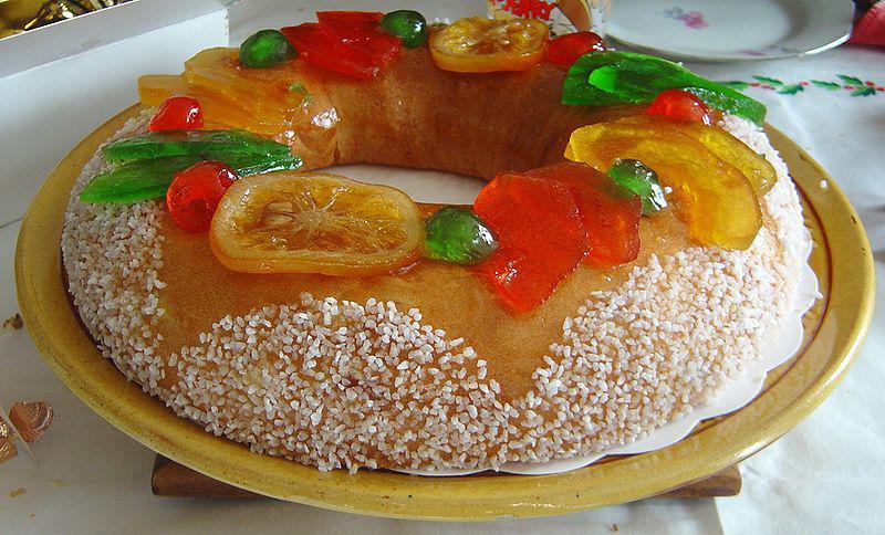 Recette la brioche des rois galette provenale for Decoration galette des rois