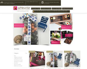 Chocolaterie de Neuville Nice
