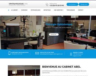 Ophtalmologues à Cagnes