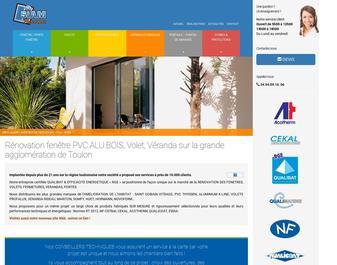 Siam Provence: Pose et rénovation menuiserie (83)