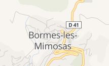 Exposition photos, Bormes les Mimosas