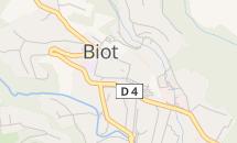 La création fait son marché à Biot