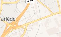 Mont Saint Michel le doigt de l'Archange