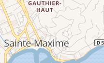 Shy'm en concert à Sainte Maxime