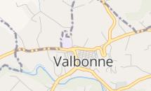 Une artiste à la Bergerie de Valbonne