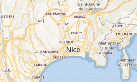 VIDE GRENIER Avenue Malausséna à Nice