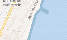 Grande plage du Lavandou