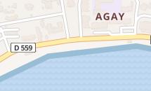Plage d'Aguay