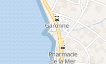 PLage de la Garonne
