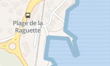 Plage de la Raguette