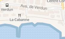 Plage de Saint-Laurent du Var