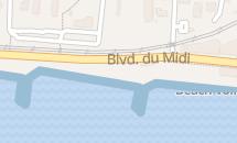 Plage du Midi