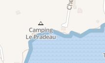 Plage du Pradeau